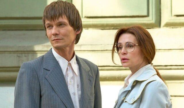 Муж актрисы Оксаны Фандеры