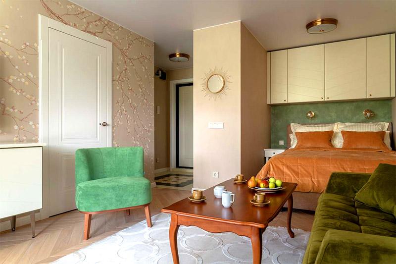 Скромная квартира Анатолия Васильева в центре Москвы