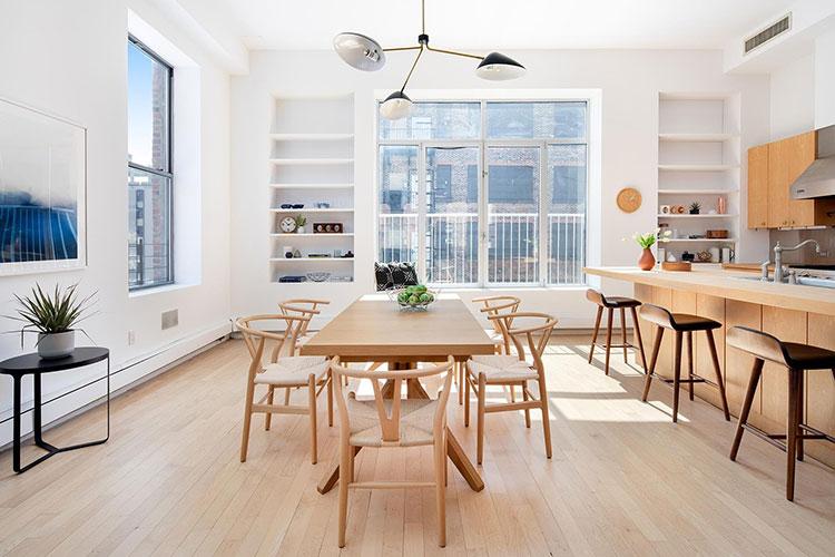 Как выглядит пентхаус Кейт Уинслет в Нью-Йорке