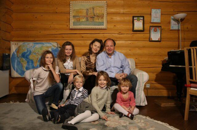 Жена режиссера и актера Дмитрия Астрахана