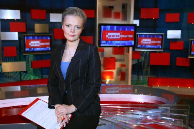 Муж телеведущей Анны Прохоровой