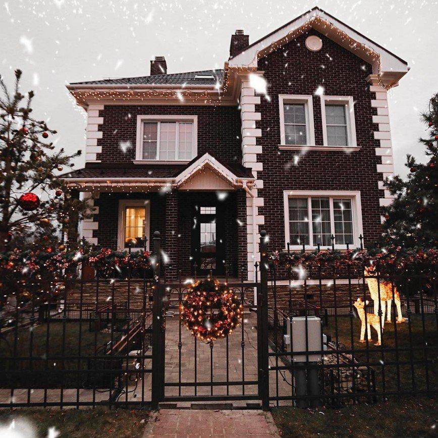 Как выглядит загородный дом Екатерины Волковой в европейском стиле