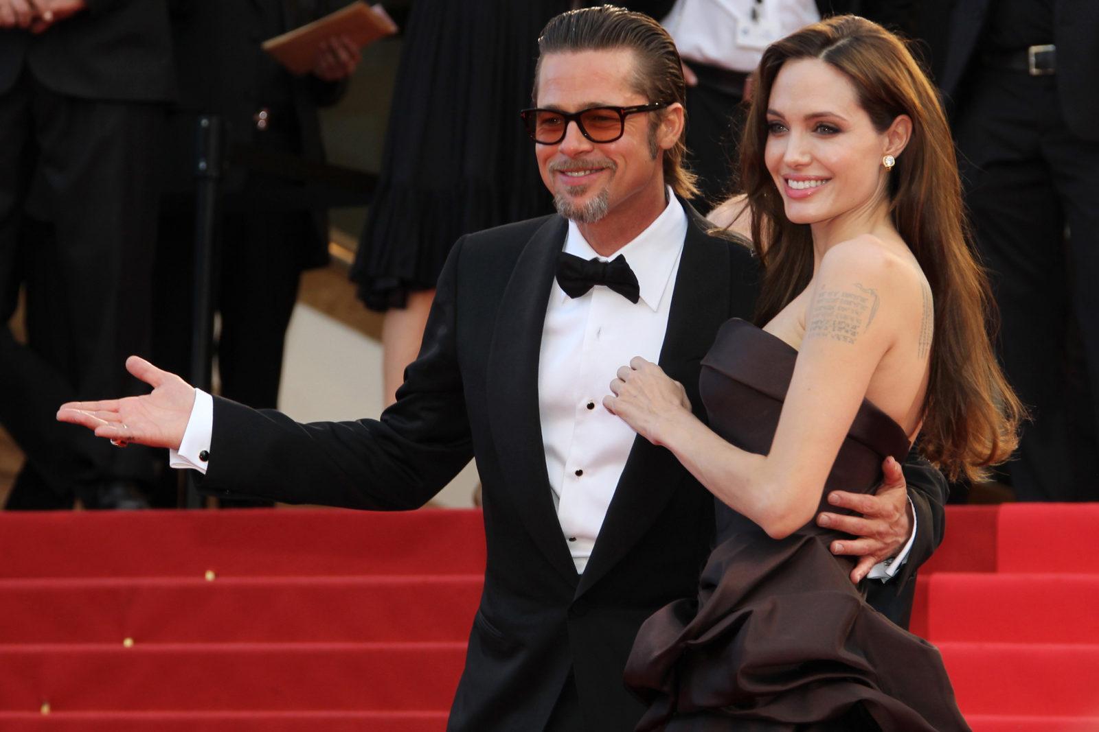 Брэд Питт потрясен коварством Джоли