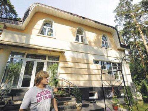 Воздушный замок Алексея Глызина