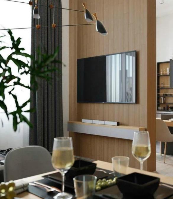 Уютная квартира Анны Банщиковой в Геленджике