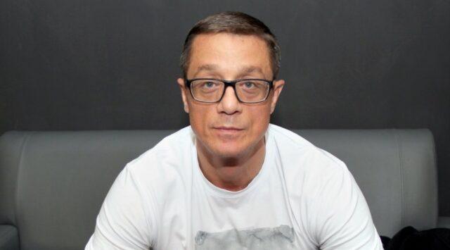 Жена актера Алексея Макарова