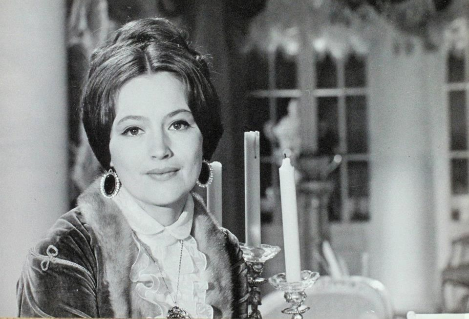 Красивые советские актрисы, до которых было далеко Голливуду