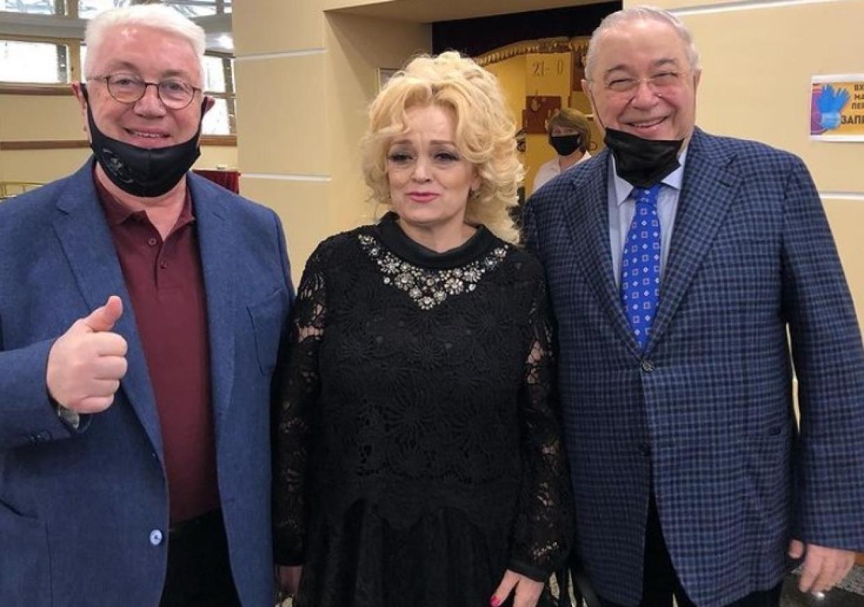 Поклонники обеспокоены внешним видом Надежды Кадышевой
