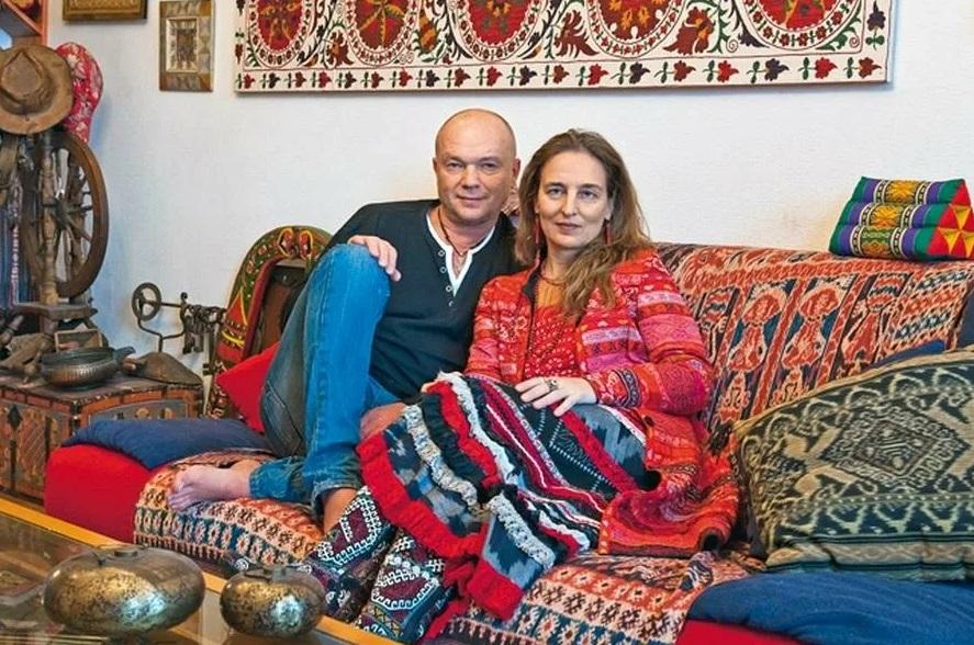 """""""Самобытная"""" квартира Андрея Смолякова и Дарьи Разумихиной"""