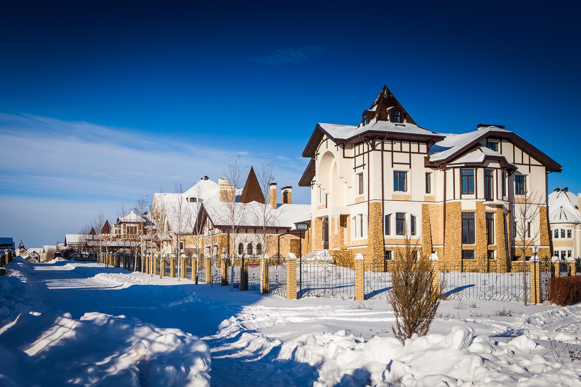 Уютный дом Тиграна Кеосаяна и Маргариты Симоньян