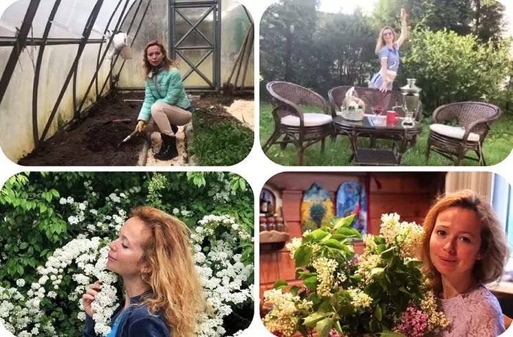 Уютная квартира и загородный дом Елены Захаровой