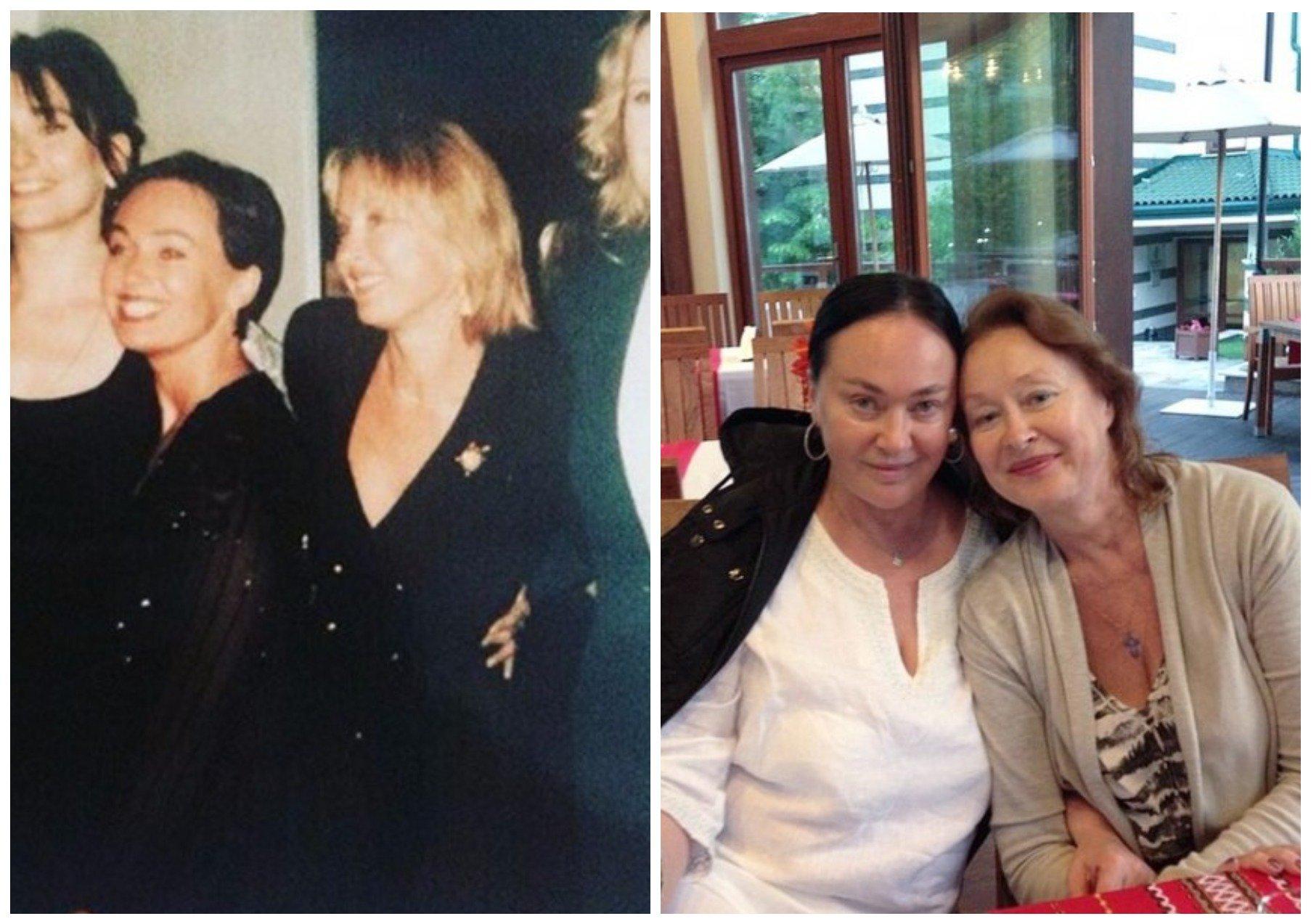 Три Ларисы на одном фото: день рождения Удовиченко закончился скандалом для Долиной