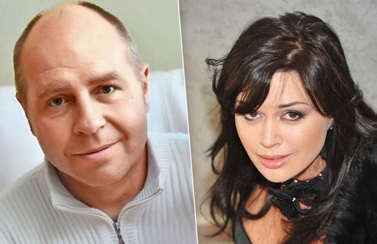Два неудачных брака и третье замужество Анастасии Заворотнюк
