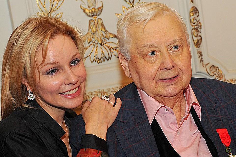 Марина Зудина пожелала счастья Елене Прокловой
