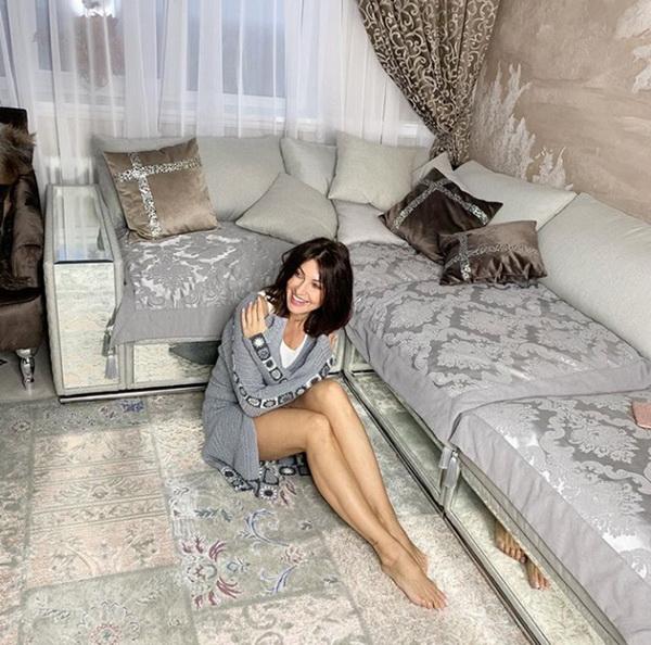 Шикарная квартира Анастасии Макеевой с дорогим ремонтом и 2 дома под Каширой