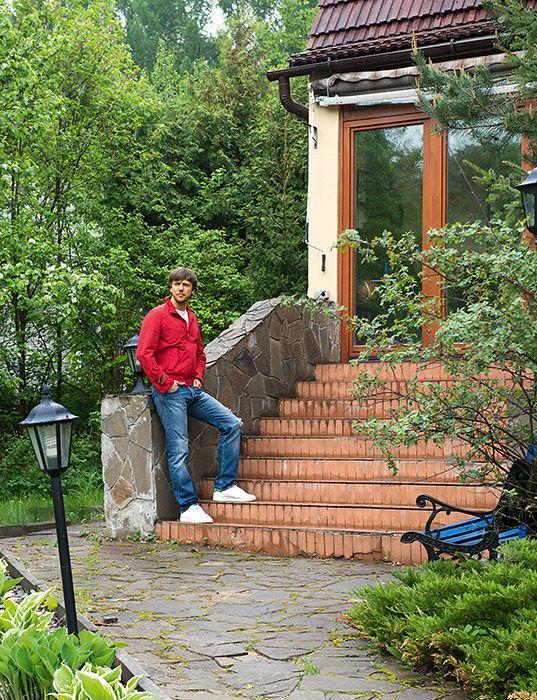 Холостяцкий загородный дом Ивана Жидкова