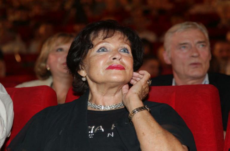 86-летняя Наталья Фатеева рассказала о размерах своей пенсии