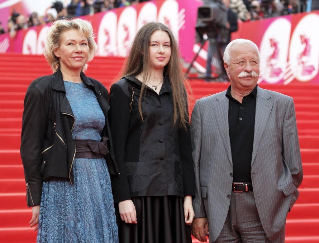 Почему дети Леонида Якубовича не носят его фамилию