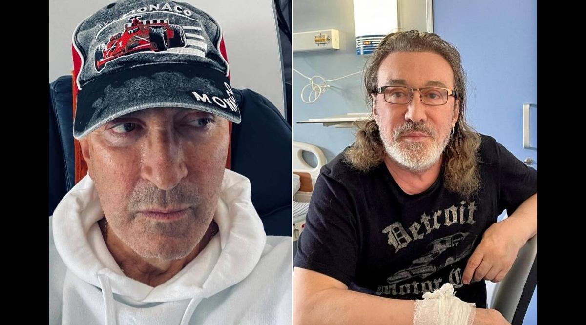 Александр Буйнов и Владимир Кузьмин госпитализированы в одну клинику