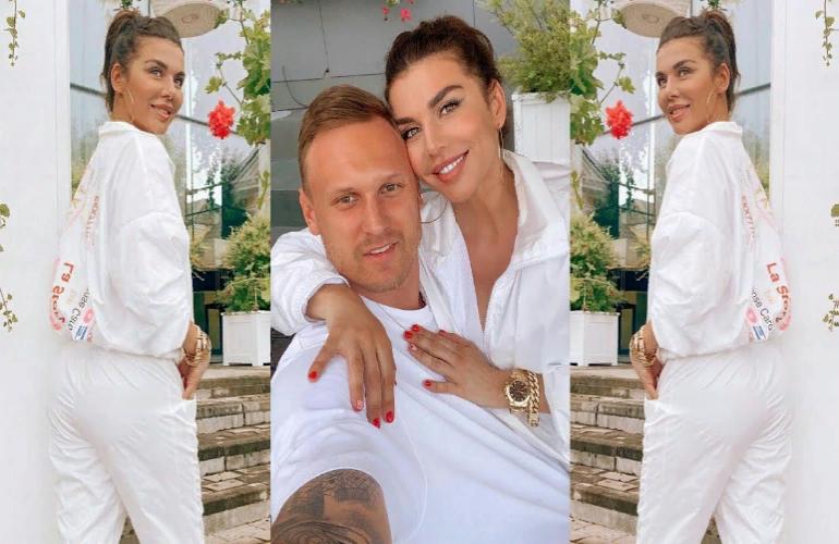 Анна Седокова призналась, что супруг год живет за ее счет