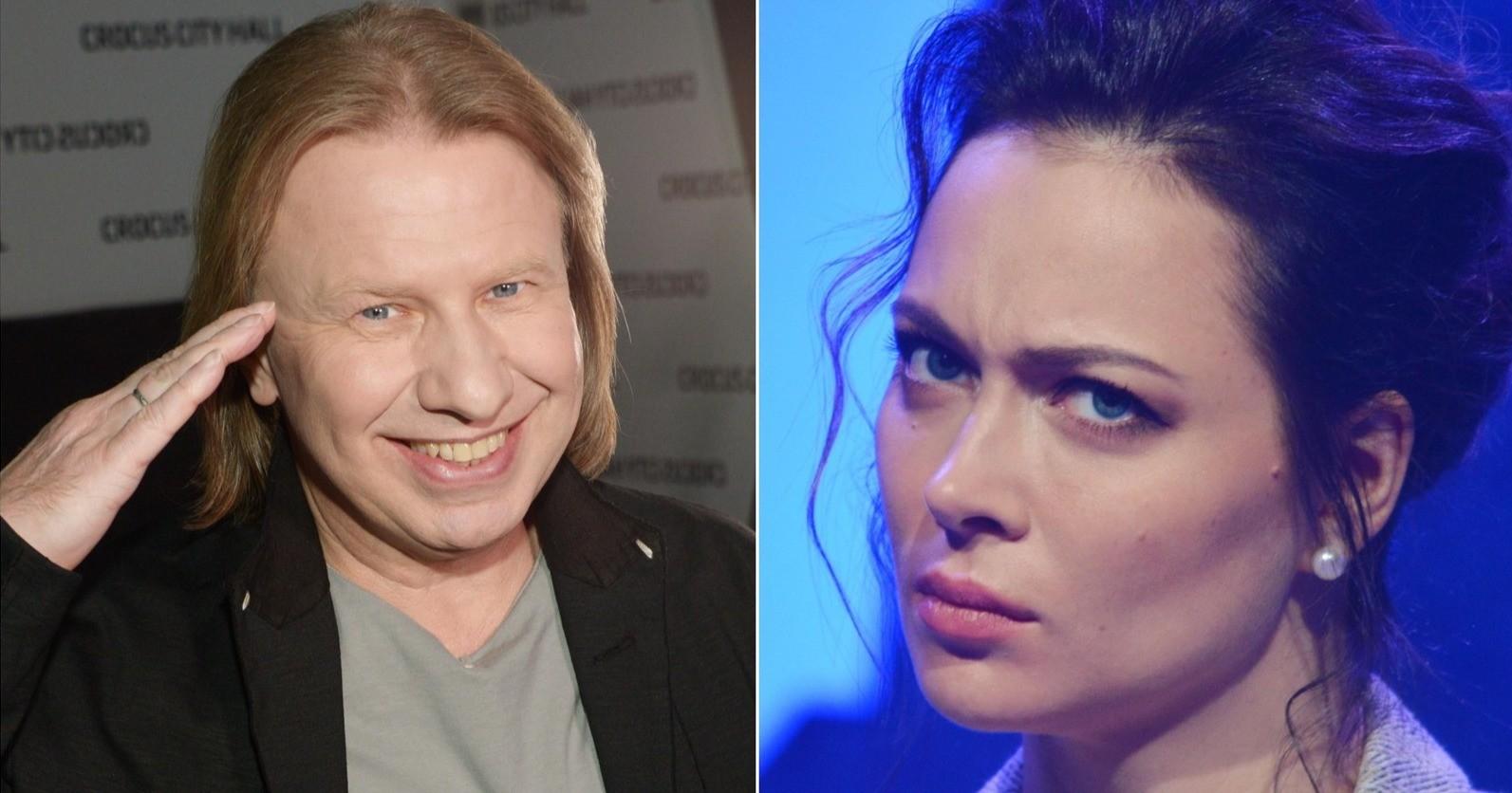 Анастасия Самбурская и Дробыш снова обменялись взаимными претензиями