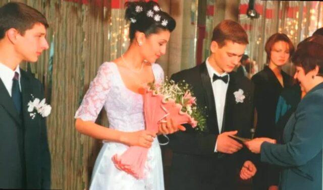 Жена актера Александра Пашкова