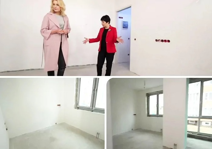 Оригинальный интерьер квартиры Марии Шукшиной