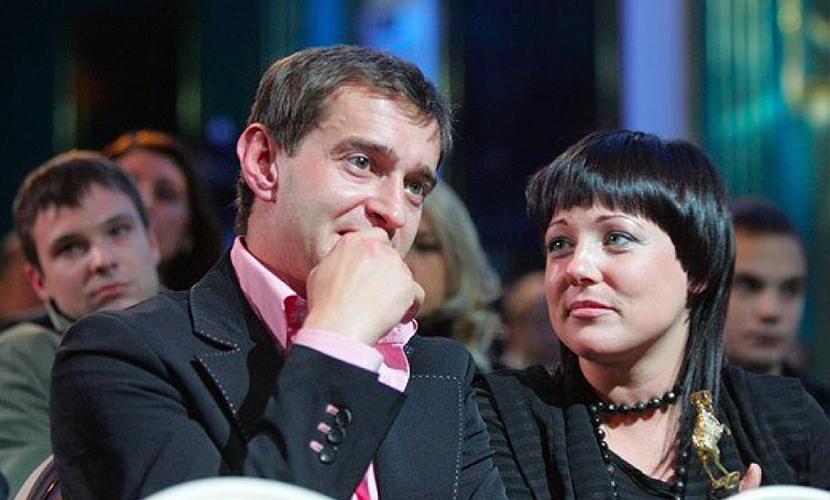Хабенский решил перевезти своего сына из Барселоны в Москву