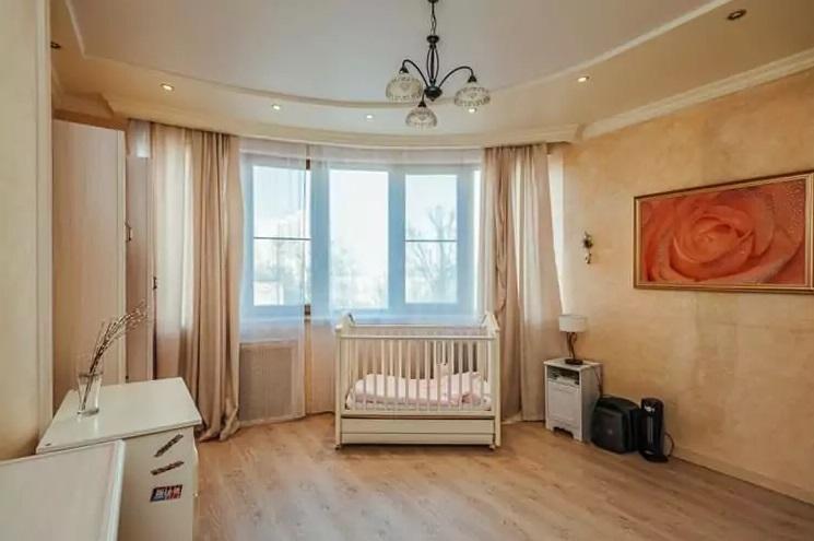 Квартира фигуриста Александра Жулина в доме бизнес-класса