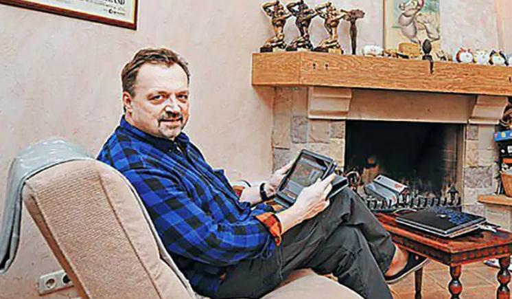 Родовое гнездо спортивного комментатора Виктора Гусева