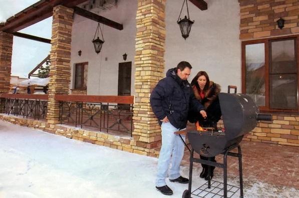Новый дом Валерия Меладзе и Альбины Джанабаевой