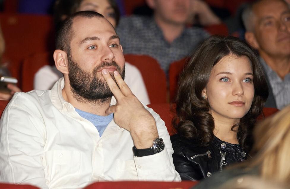 Семен Слепаков нашел себе вторую половинку в лице Аглаи Тарасовой