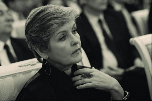 Муж Ады Роговцевой