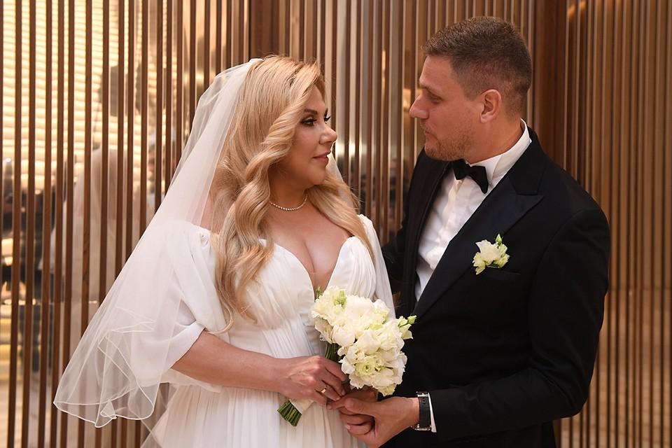 Марина Федункив удивлена галантностью мужа