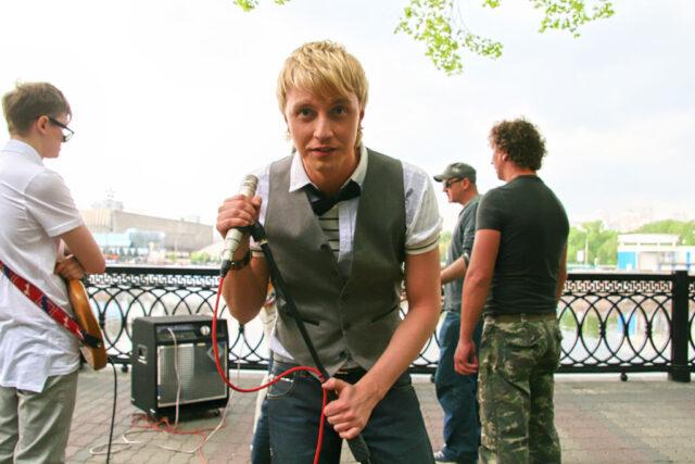 Жена Алексея Гомана